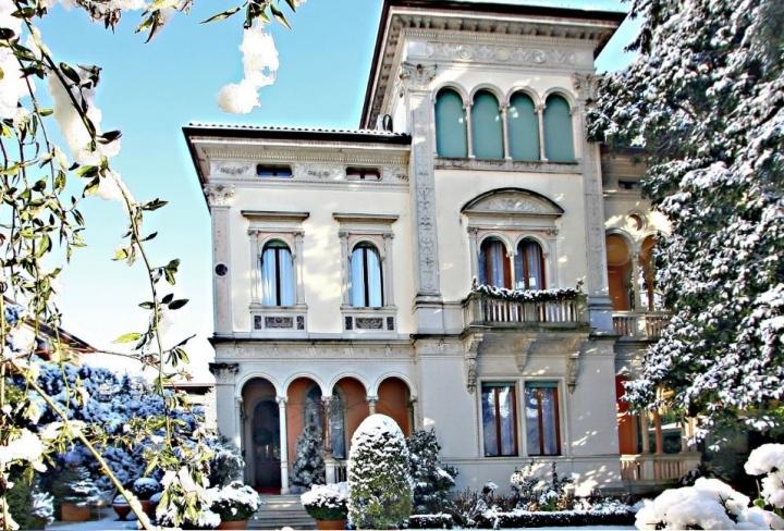 Capodanno Hotel Villa Abbazia Follina Foto